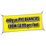 CHEAP PVC BANNERS